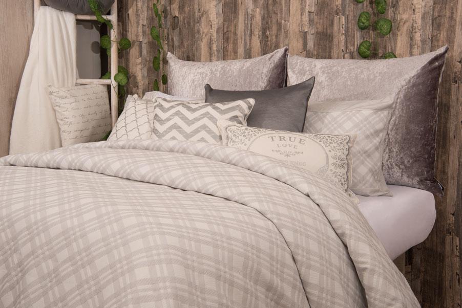 Renueva la ropa de cama. ¡Dormirás mejor!