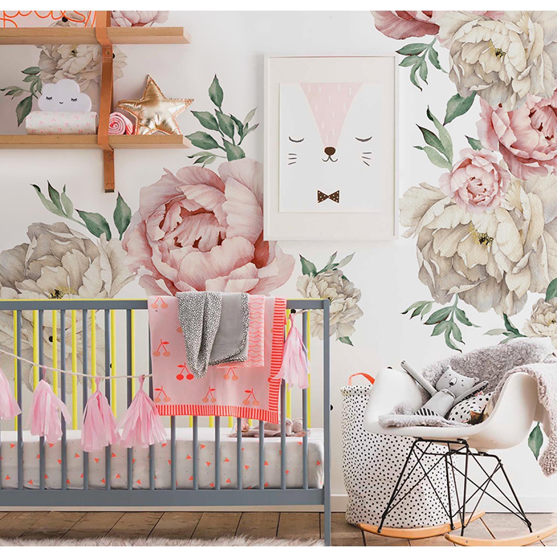 Vinilos infantiles para personalizar muebles y paredes
