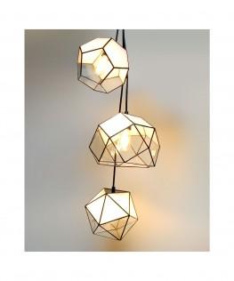 Hexagonal vidrio