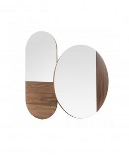 Espejo Florencial Ovalado